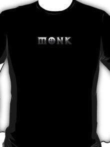 Monk (Silver Version) T-Shirt