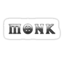 Monk (Silver Version) Sticker