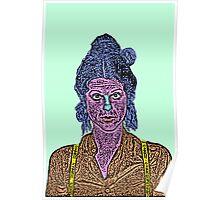 Gilda Radner SNL Poster