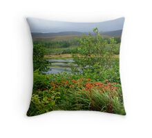A Little Corner Of Ireland For St Patrick's Day Throw Pillow