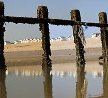 Cooden Beach  by mikebov