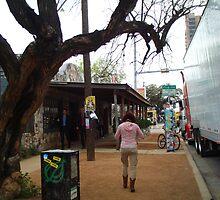 STUBBS - SXSW 2012 by marilittlebird