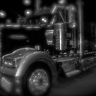 Kenworth Truck by Lou Wilson
