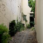 South Melbourne lane by BrianZvi