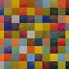 Color Collage 108 by Michelle Calkins