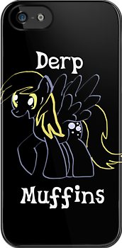 Derpy IPhone by autobotchari
