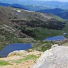 View From Atop Mt. Evans by Robert Meyers-Lussier
