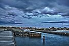 Mordialloc Inlet by Shari Mattox