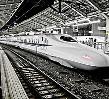 Shinkansen by Shari Mattox