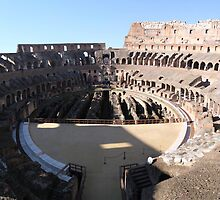 Colosseo by Emma Holmes
