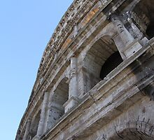 Alternate Colosseo View by Emma Holmes