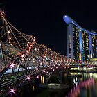 Helix Bridge by Kelvin Won