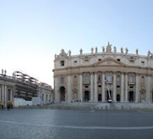 Saint Peter's Square by Emma Holmes
