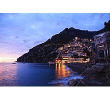 Positano Italy Photographic Print