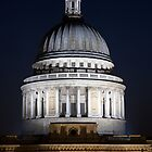St Paul's cathedral by Darren Sharp