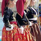 'Ochi Day' Dress by Francis Drake