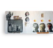 JOAN VOLLMER'S REVENGE AGAINST BILL Canvas Print
