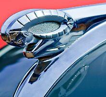 1950 Dodge Coronet Hood Ornament by Jill Reger