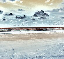 Surrealistic Seascape IX by Igor Shrayer