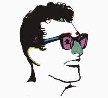 Buddy Holly by CultureCloth