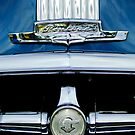1950 Pontiac Grille Emblems by Jill Reger