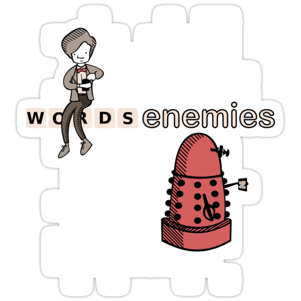 Words with Enemies by Lindsay Rabiega