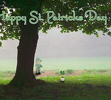 St Patricks Day by James Brotherton