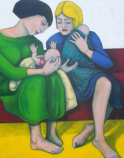 Baby Love by Bonnie coad