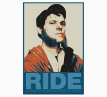 Ride a Motherf**king Bike by MFBike