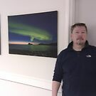 Print on canvas 60 x 90 cm by Frank Olsen
