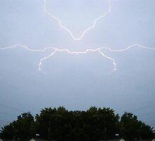 Lightning Art (1) by dge357