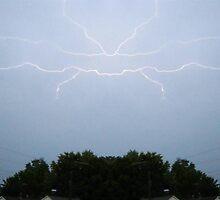 Lightning Art 3 by dge357