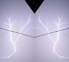 Lightning Art 10 by dge357