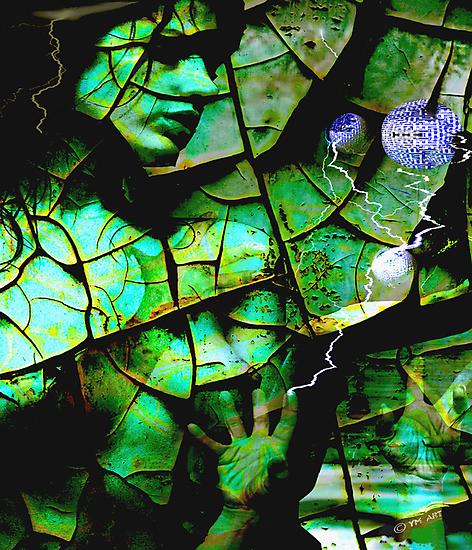 Mother Earth by YM_art by Yanieck