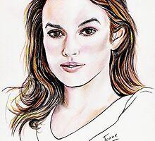 Keira Knightley by jos2507