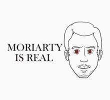 Moriarty Is Real BLACK LINES by Aimee Conway