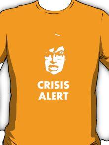 Garret Crisis Alert  T-Shirt