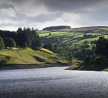 Lower Laithe Reservoir by redown