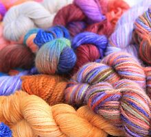 Alpaca Yarn by Asoka
