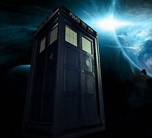 Time And Relative Dimension In Space [TARDIS] by haker23