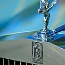 "Rolls-Royce ""Spirit of Ecstasy"" Hood Ornament 2 by Jill Reger"