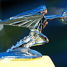 "1935 Packard ""Goddess of Speed"" Hood Ornament 1 by Jill Reger"