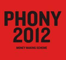 PHONY 2012 - Phony2012 Main Logo by Phony2012