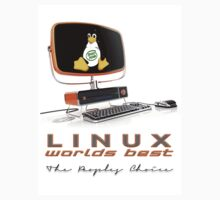 Linux Worlds Best - The Peoples Choice by Rob Brown