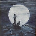 Howling at the Moon by Melissa Pinner