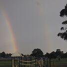 Double rainbow by AmandaWitt