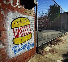 The burgers are better at Brunswick by Darren Stones