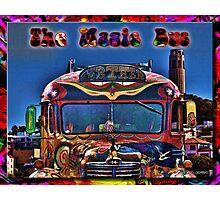 The Magic Bus Photographic Print