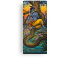 Krishna Vasuri Canvas Print