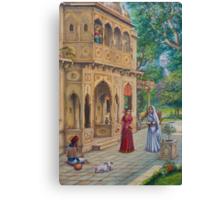 Purnamasi at Kirtidas house Canvas Print